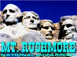 Mt. Rushmore National Monument