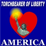 America Torchbearer Of Liberty 2006