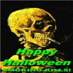 Happy Halloween Smoking Kills!