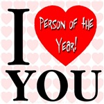 I Love You Person of the Year
