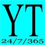 YT 24/7/365 Skyblue