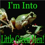 I'm Into Little Green Men