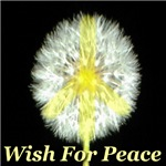 Wish For Peace Dandelion #01