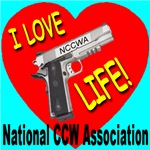 National CCW Association Blue for Him