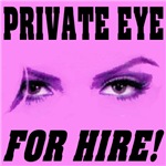 Private Eye For Hire
