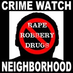 Crime Watch Neighborhood (Front & Back)