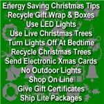 Energy Saving Christmas Tips