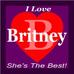 I Love Britney