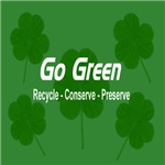 Go Green Shamrocks