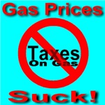 Gas Prices Suck!  No Tax On Gas