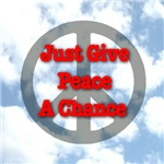 Just Give Peace A Chance