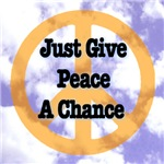 Just Give Peace A Chance 2008B Edition