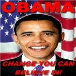 Obama Change You Can Believe In