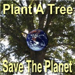 Plant A Tree Save The Planet Earth & Miracle Oak
