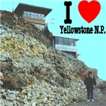 I (Heart) Yellowstone N.P. Mt Washburn