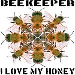 Beekeeper I Love My Honey