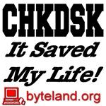 CHKDSK It Saved My Life