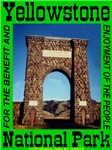 Roosevelt Arch Green Boarder