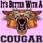 It's Better With A Cougar