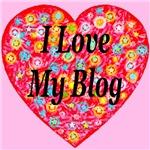 I Love My Blog