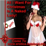 All I Want For Christmas Is A Naked Lady