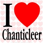 I Love Chanticleer