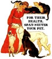 For Their Health * Dogs & Cats *