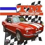 Top Mustang 2010