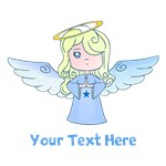 Cute Angel Personalized