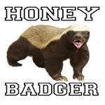 Funny Honey Badger
