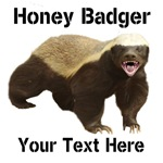 Honey Badger Template