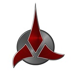 Star Trek Klingon emblem