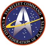 Star Trek  Star Fleet Emblem