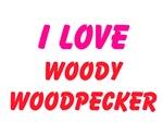 I Love Woody Woodpecker