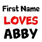Loves Abby