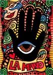 Loteria - La Mano / The Hand