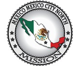 Central America & Mexico LDS Missions - Flags Cuto