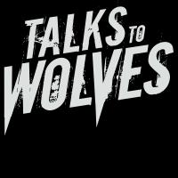 Talks to Wolves (Black & White)