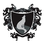 Black Wolf Shield