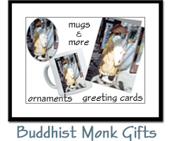 Japanese Buddhist monk / Buddhism gift ideas.