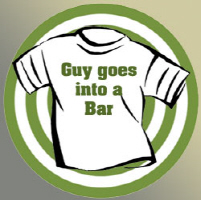 Guy goes into a Bar
