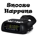 Snooze Happens