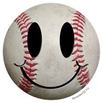 Baseball Smiley