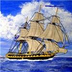 Old Sailing Ship Designs