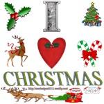 I love Christmas Section