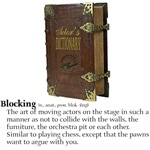 Actor's Dictionary for Directors