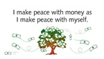 I make peace with...
