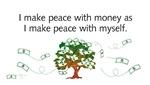 I make peace with...
