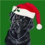 Black Labs Christmas