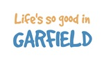 Life is so good in Garfield